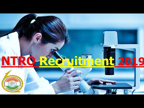 NTRO  2019 Technical Assistant(National Technical Research Organisation) 1,12,400/- |FREE  APPLY