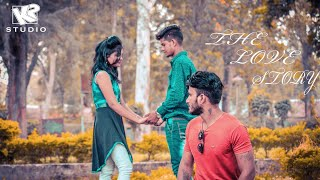 main teri ho gayi ( Korba love story ) teaser ( trailer ) official kpstudiokorba 2018 ( cg )