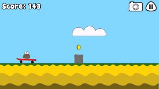 Pou Game - Cliff Jump (FULL HD)