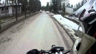 Motovlog #4 – Ykää ja ilman kytkintä vaihtaminen