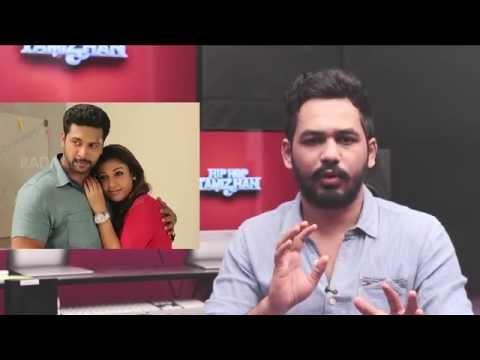 Radaan Stars Slam| Hiphop Tamizha Adhi about BG score | Thani Oruvan Special