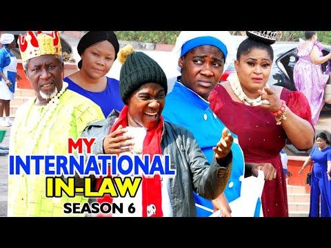Download MY INTERNATIONAL IN-LAW SEASON 6 -(Trending Movie Full HD)Mercy Johnson 2021 Latest Nigerian Movie