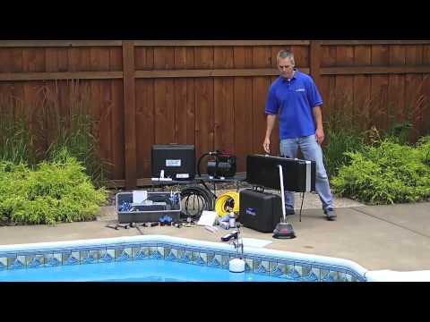 Complete Leak Detection Equipment