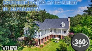 MyVRWalkThrough.com:  Southern Living at its finest in Alpharetta .. A VR 360º Experience