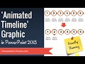 Animated Timeline Graphic in PowerPoint 2013