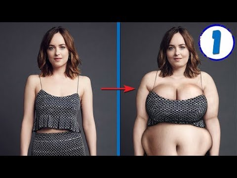 From Thin to Fat in Photoshop #1 from YouTube · Duration:  4 minutes 46 seconds