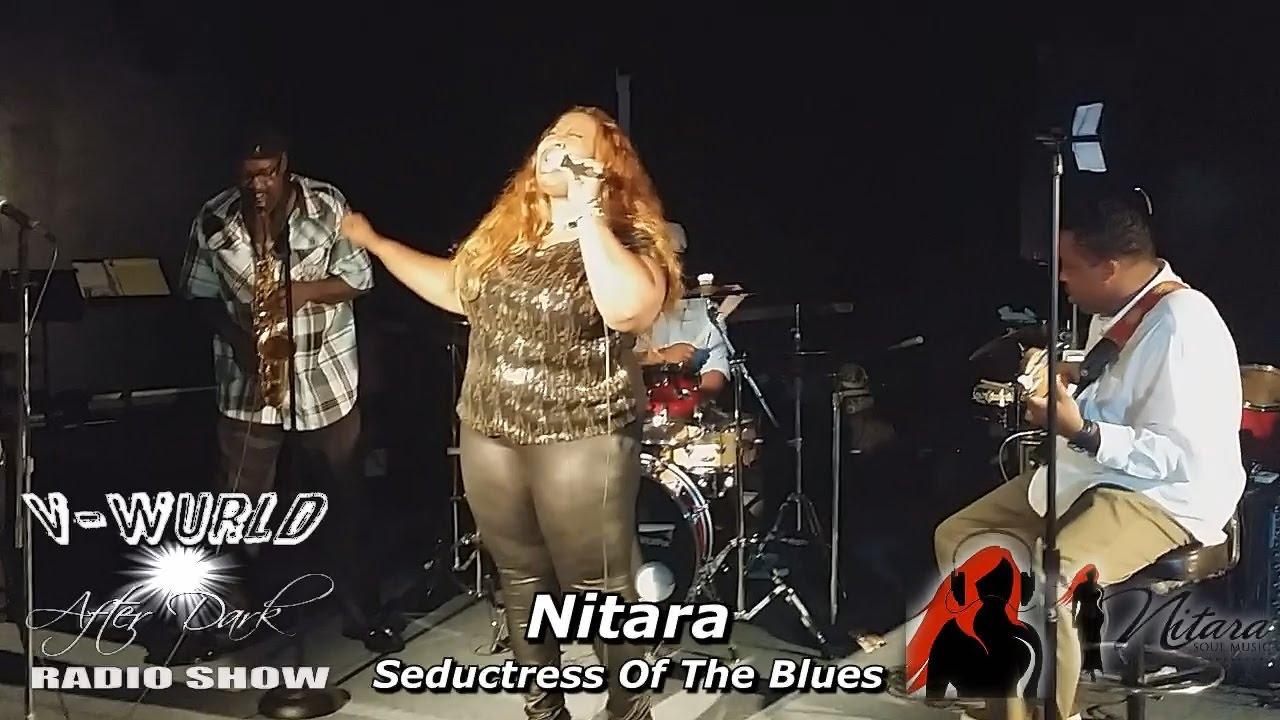 "Download Nitara Reaves... The new ""Seductress Of The Blues"" @ Club Me & U"