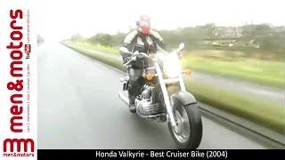 Honda Valkyrie - Best Cruiser Bike (2004)