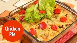 Chicken Pie  | Christmas  Recipes | Manorama Online