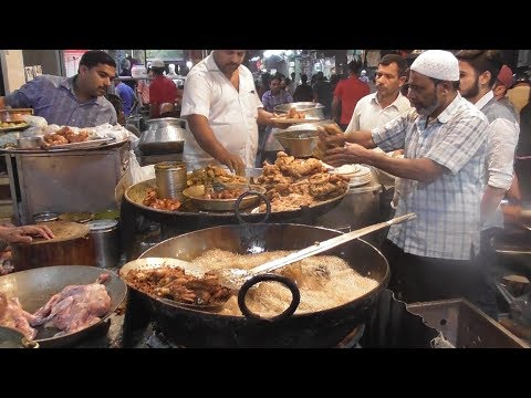 Full Chicken Fry 400 Rs | Opposite Jama Masjid Delhi | Indian Street Food Loves You
