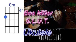 Bea Miller S.L.U.T. Ukulele Mp3