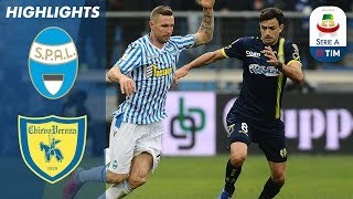 SPAL 0-0 Chievo | Tight Draw Ends In Stalemate | Serie A