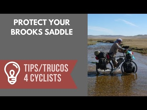 Protect Your Brooks Saddle