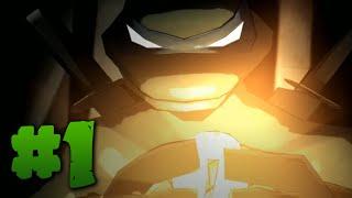 Черепашки Ниндзя (TMNT: The Video Game) - Прохождение: Часть 1(Начинаем прохождение игры Черепашки Ниндзя по фильму 2007 года. В этом эпизоде проходим первый уровень. ----------..., 2014-07-31T14:43:28.000Z)