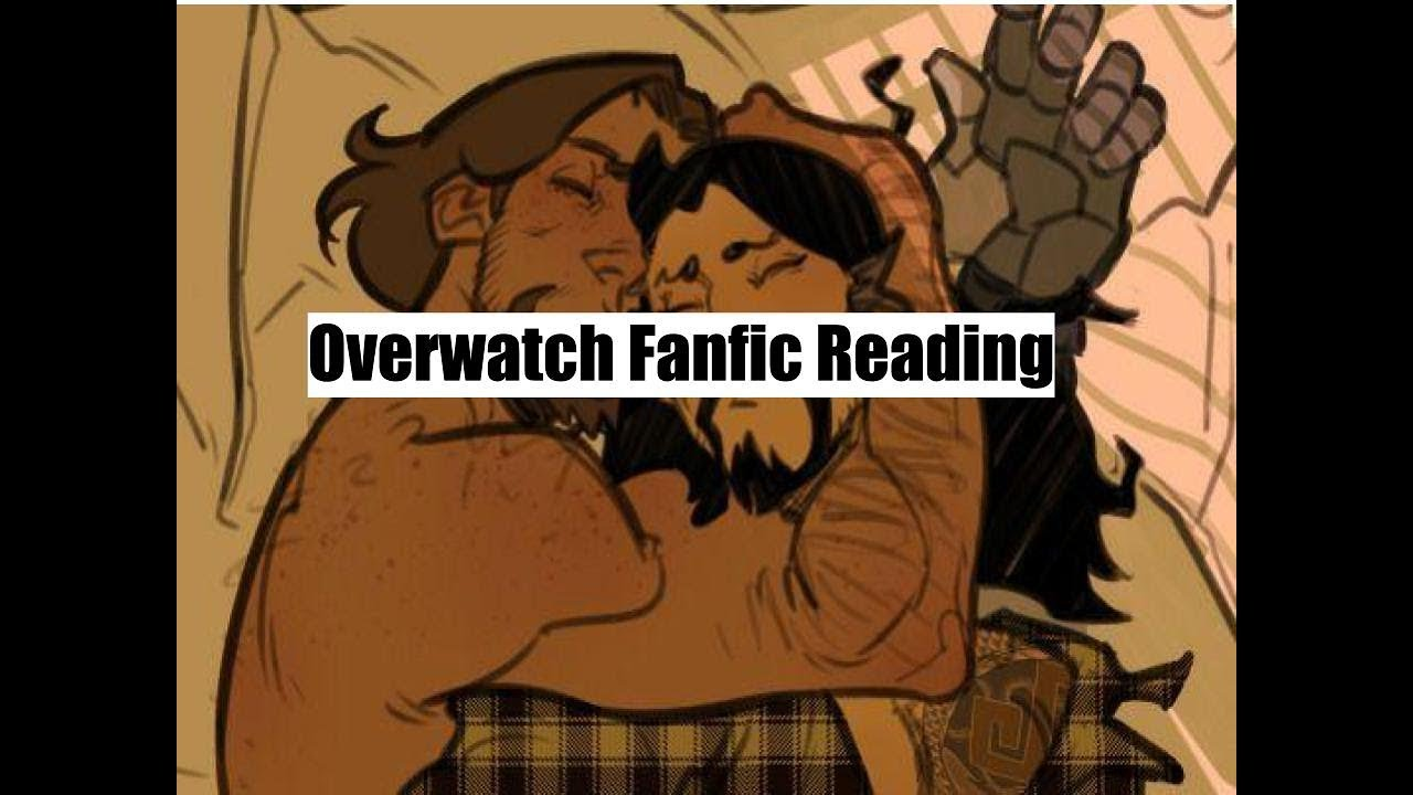 Overwatch Fanfiction Reading! Hanzo x Mccree x Reader!