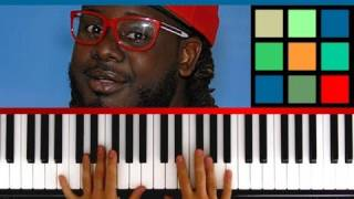 how to play 5 o clock piano tutorial sheet music t pain wiz khalifa lily allen