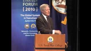 CSF 2010 | Honorable Raymond Mabus: SECNAV Keynote Address