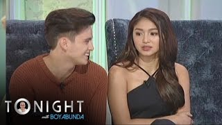 Repeat youtube video TWBA: How do Nadine and James fix their fights?