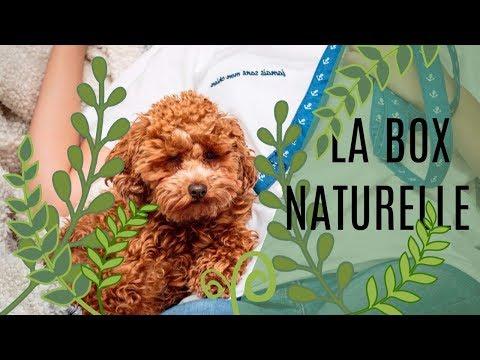 UNBOXING   La box Naturelle