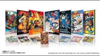 PS4 Capcom belt action collection collector edition unboxing