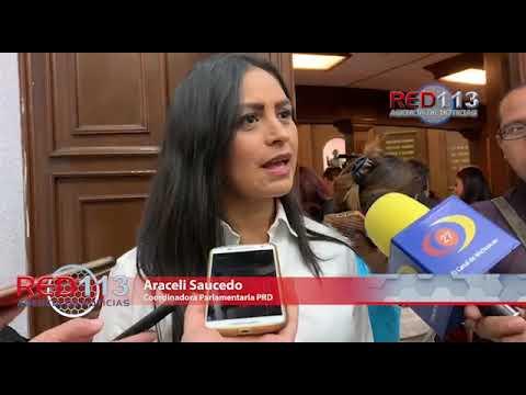 VIDEO Para aprobar la Guardia Nacional legisladores consultarán a expertos y a la ciudadanía: lideresa del PRD en el Congreso local