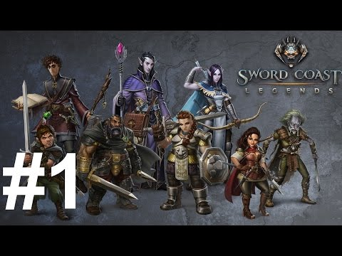 "Play Sword Coast legends | My Module ""Whispers of a Malefic Shadow: Act 1"" DM Gameplay Part 1"