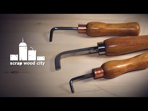 Making special purpose homemade tools from allen keys - DIY
