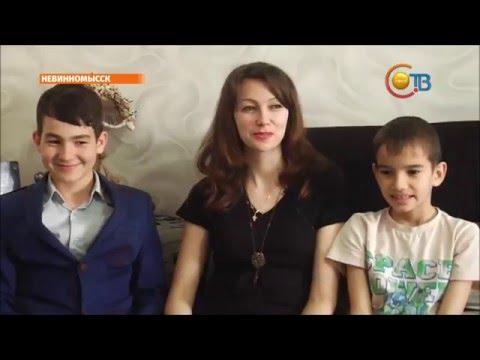 Многодетная мама из Невинномысска, обратившаяся к Путину, получила участок