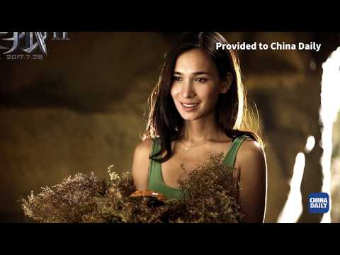 Exclusive  with Chinese American actress Celina Jade