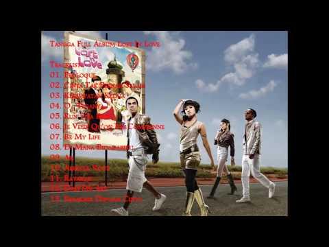tangga lost in love full album