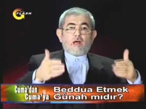 Beddua Etmek Günah mıdır?