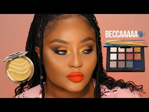GRWM Girls Night Out; new BECCA collection worth the $$$?