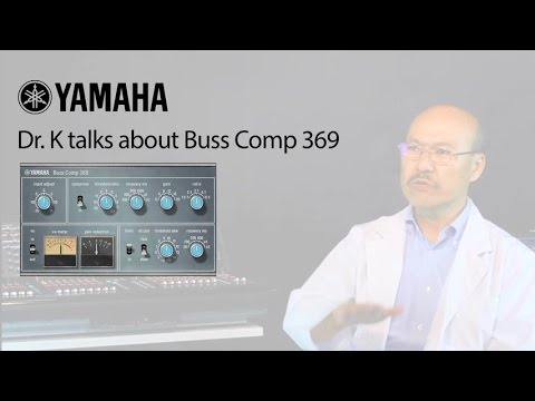 Yamaha CL Series & QL Series: Dr. K Talks about Buss Comp 369