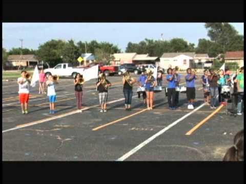 Palo Duro High School Band 2015