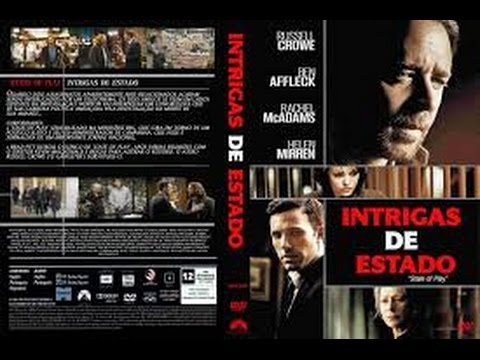 do filme intrigas de estado dublado