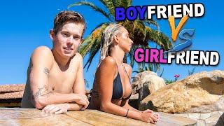 BOYFRIEND VS GIRLFRIEND TAG!!