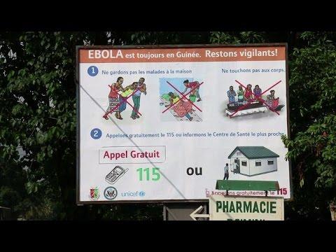 Ebola: les conséquences économiques de l'épidémie