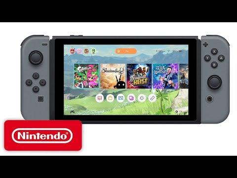 Вопрос: Как найти темы для Nintendo Switch?