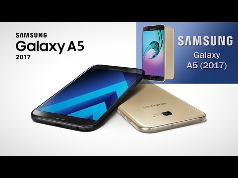 Samsung Galaxy A5 2017 Review Youtube