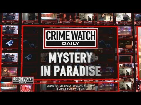 Pt. 1: Man Vanishes on Dominican Republic Vacation - Crime Watch Daily with Chris Hansen