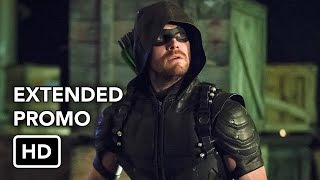 "Arrow 4x06 Extended Promo ""Lost Souls"" (HD)"