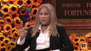 What Keeps Barbra Streisand Going at 74 | Fortune Most Powerful Women