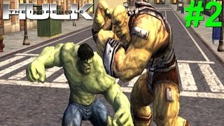 The Incredible Hulk (08)PS3 Gameplay #2 [Giveaway Winners Announced]