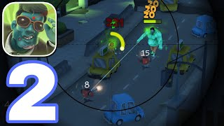 Snipers Vs Thieves: Zombies Gameplay Walkthrough Part 2 (iOS,Android)