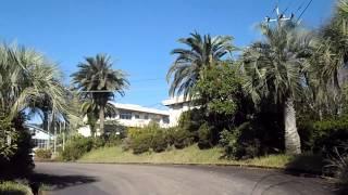 H25.10.21に見学させて頂いた旧日南農林高校の動画です。 正門から正面...