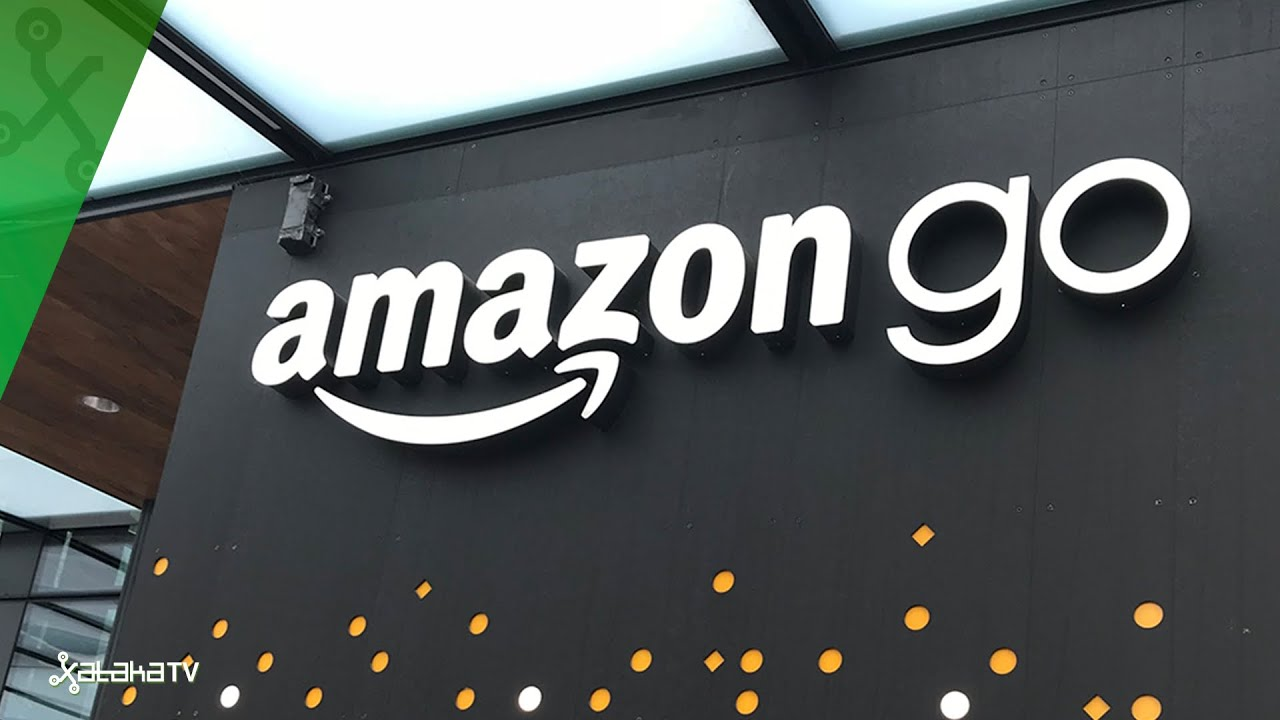 AMAZON GO: Visitamos la tienda del FUTURO - YouTube