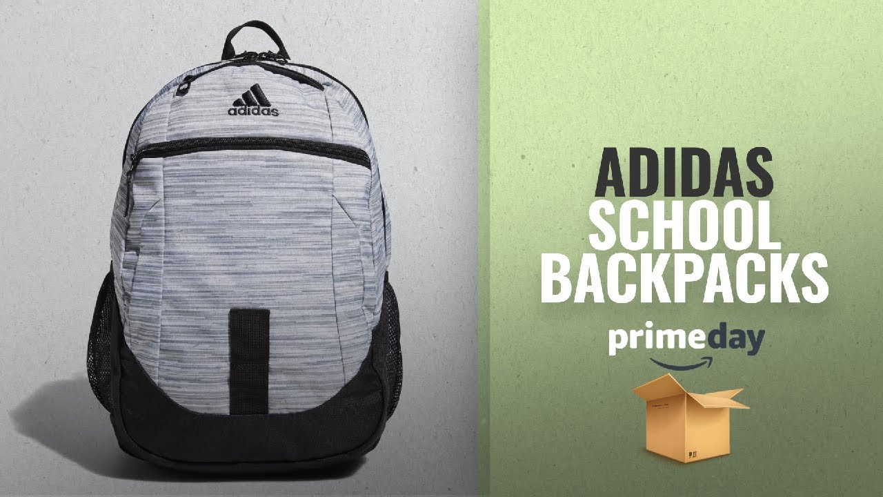 d71ed5c014d6 Save Big On Adidas Back To School Backpacks  adidas Foundation Iv ...
