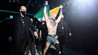Conor McGregor UFC Entrance Music - Foggy Dew / Hypnotize Remix
