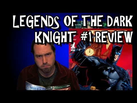 Legends of The Dark Knight #1 Review