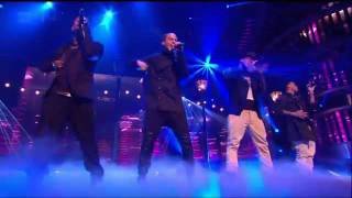 JLS-Take A Chance On Me live on the X Factor 2011